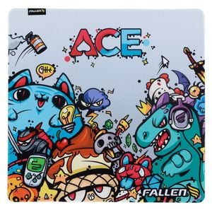 Mousepad Gamer Fallen Ace - Speed+ Grande