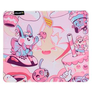 Mousepad Gamer Fallen Candy - Speed+ Médio
