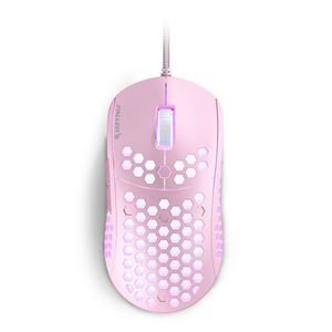 MOUSE GAMER ULTRALEVE FALLEN F75 PINK