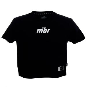 Top Cropped Mibr Wall - Preto