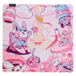 Mousepad Gamer Fallen Candy - Control Medio