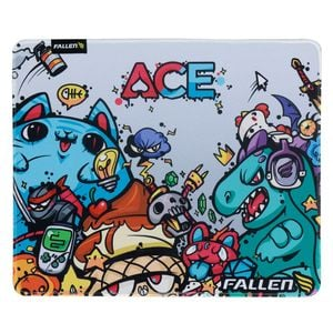 Mousepad Gamer Fallen Ace - Speed ++ Médio