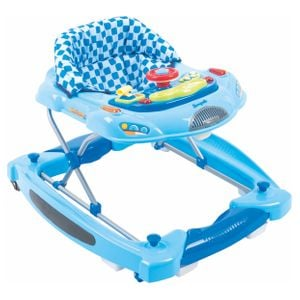 ANDADOR BABY COUPE AZUL - BURIGOTTO