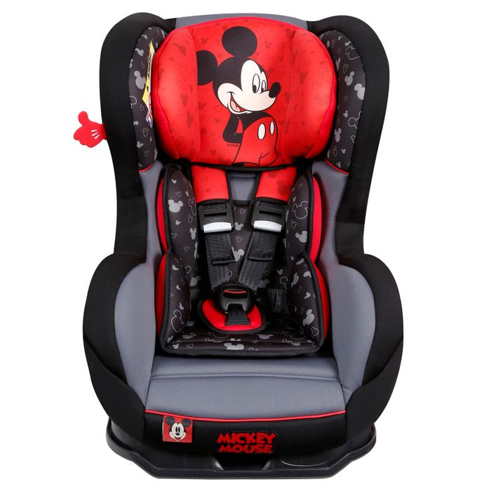 CADEIRA PARA CARRO DISNEY PRIMO MICKEY MOUSE - TEAM TEX