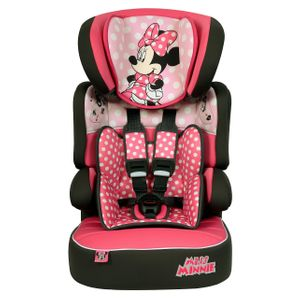 CADEIRA PARA CARRO DISNEY BELINE SP MINNIE - TEAM TEX