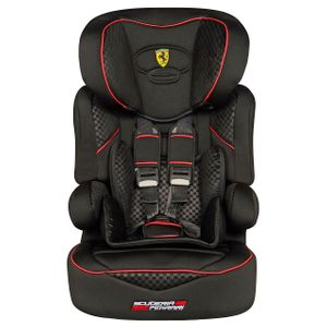 CADEIRA PARA CARRO FERRARI BELINE SP BLACK - TEAM TEX