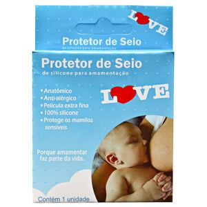 PROTETOR DE SEIO - LOVE BABY FIRST
