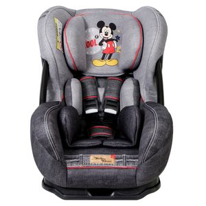 CADEIRA PARA CARRO  DISNEY ERIS DENIM MICKEY -  TEAM TEX