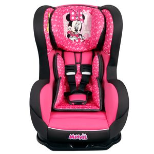CDEIRA PARA CARRO DISNEY PRIMO MINNIE  MOUSE PARIS - TEAM TEX