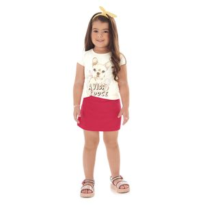 SHORT SAIA DO 01 AO 03 - PULLA BULLA
