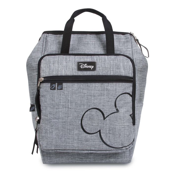 BABY BAG MICKEY G BACKPACK COM TROCADOR - DERMIWIL BABY GO