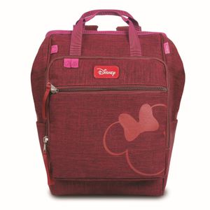 BABY BAG MINNIE G BACKPACK COM TROCADOR - DERMIWIL BABY GO