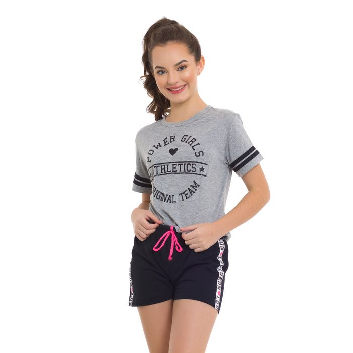BLUSA POWER GIRLS DO 12 AO 18 - REAL MALHAS FANIKITUS