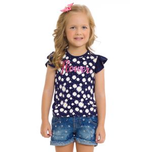 BLUSA FLOWER DO 01 AO 03 - REAL MALHAS FANIKITUS