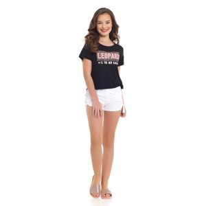 BLUSINHA VISCOSE DO 12 AO 18 - REAL MALHAS  FANIKITUS