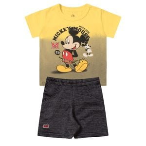 CONJUNTO MICKEY MOUSE DO P O GG -  MARLAN