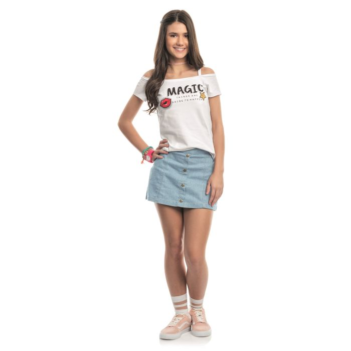 BLUSA MAGIC DO 12 AO 16 - DILA