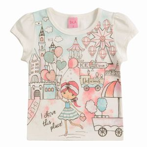 BLUSA ESTAMPADA DO 01 AO 03 - DILA