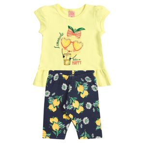 CONJUNTO LEMONADE  DO 01 AO 03 - DILA