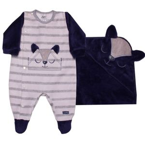 KIT PLUSH FOX DAILY  SONHO MAGICO