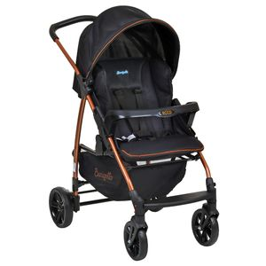 TRAVEL SYSTEM ECCO PRETO COBRE BURIGOTTO