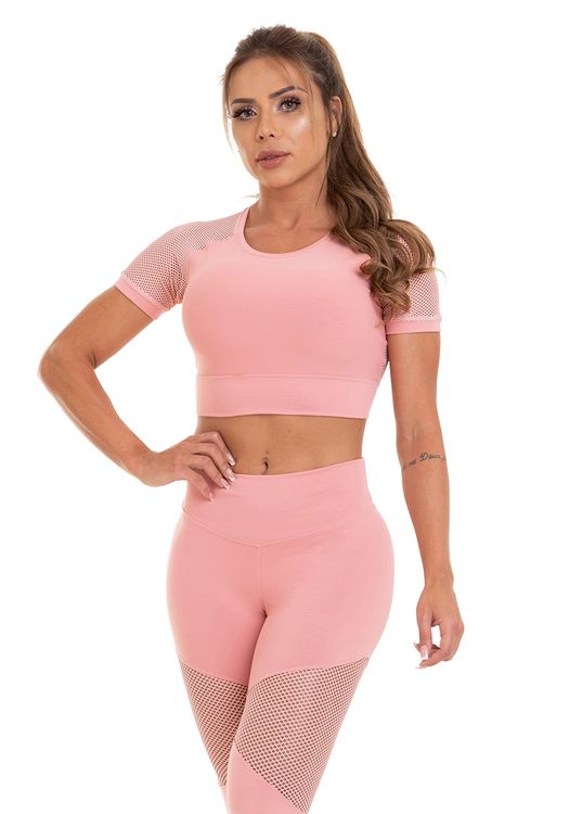 TOP CROPPED FANNY ROSE