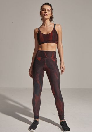 CALCA LEGGING DUPLA FACE KAILA