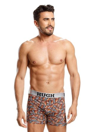 CUECA COTTON BOXER ESTAMPADA