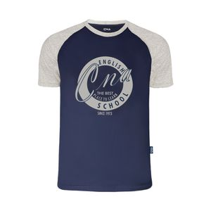 CAMISETA MASC MC SCHOOL CNA