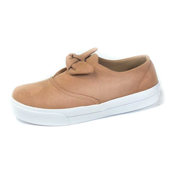 Tenis Casual Slip On Suede Chill 7768163