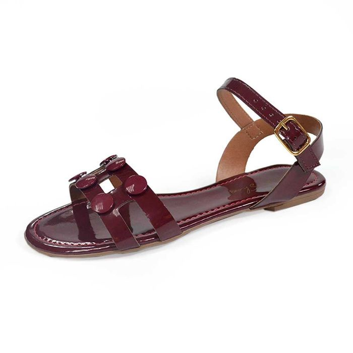 Sandalia Rasteira Gabi Shoes 1101149
