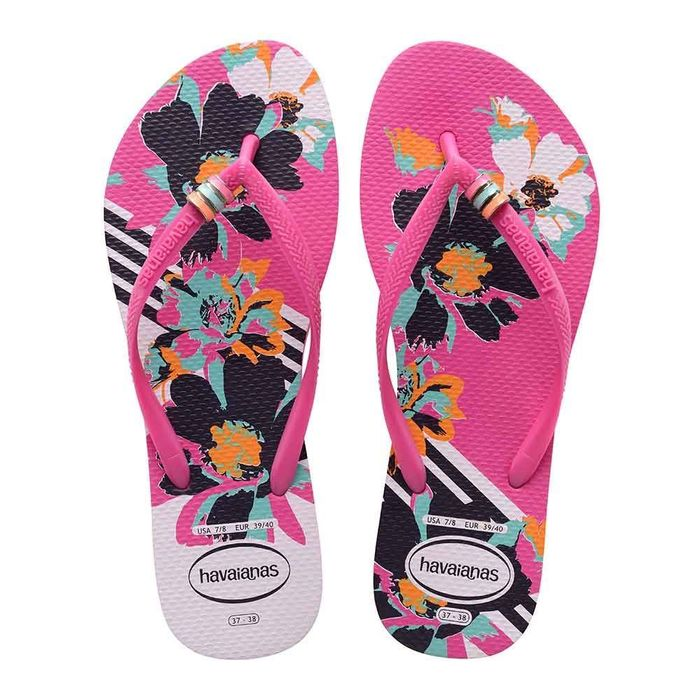Chinelo Havaianas Slim Thematic  4123662