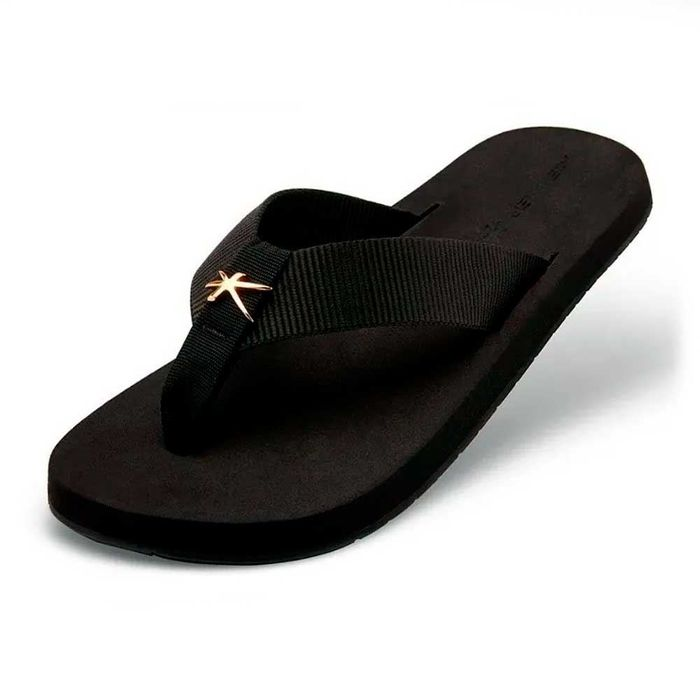 Chinelo Dedo Masculino Kenner One Black Hcj