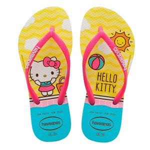 Chinelo Dedo Infantil Havaianas Hello Kitty 4145748