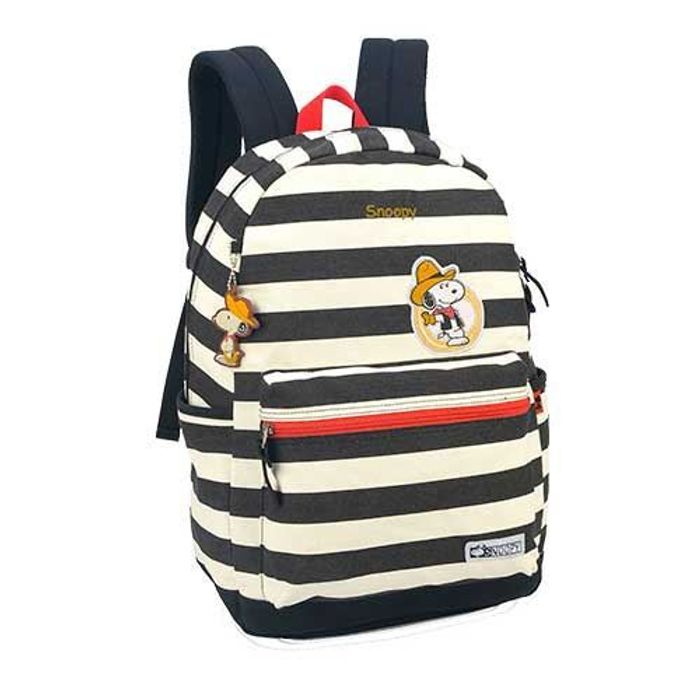 Mochila Boutique Luxcel Snoopy Mj48510sn