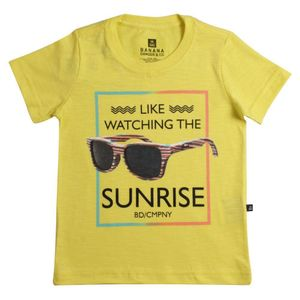 CAMISETA BASICA SUNGLASSES
