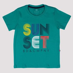 CAMISETA BASICA COLORS SUNSET