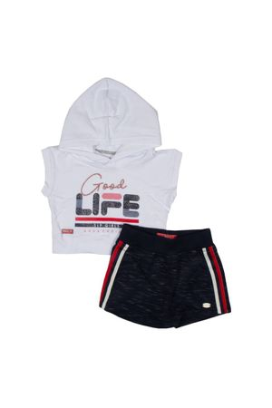 CONJ. SAIA SHORTS GOOD LIFE