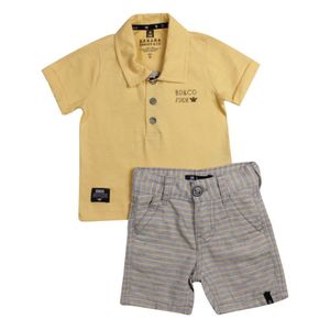 CONJUNTO POLO BD & CO SIDE