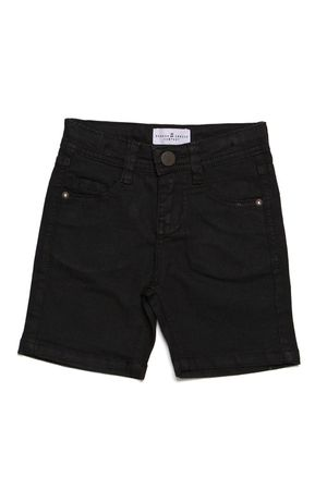 BERMUDA JEANS BLACK SUMMER