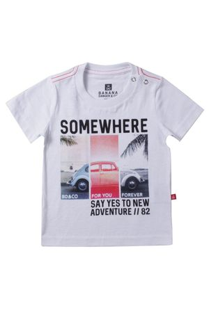 CAMISETA BÁSICA SOMEWHERE