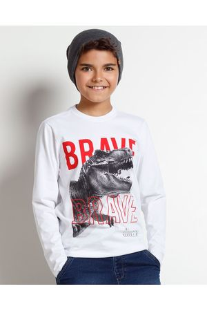CAMISETA BASIC T REX