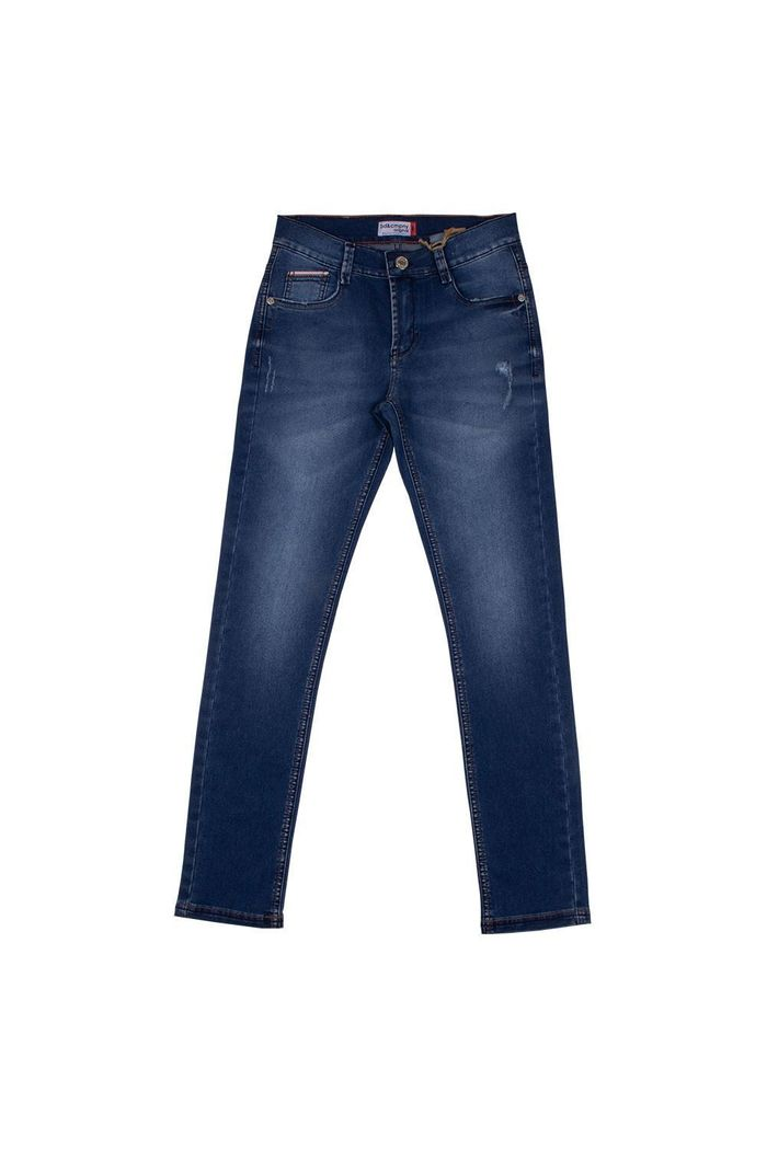 Calça Jeans Skinny Authentic Blue