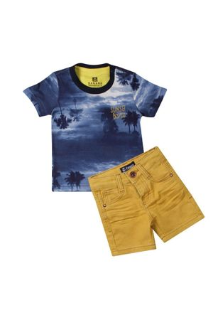 Conjunto Camiseta Sunset
