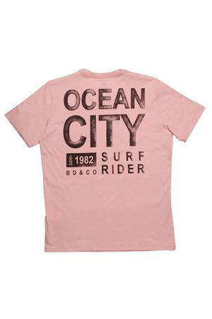 Camiseta Básica Ocean City