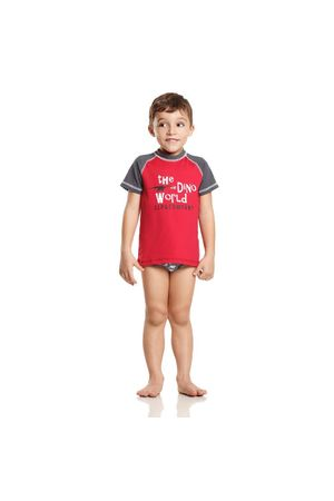 KIT BEACH WEAR DINO UV