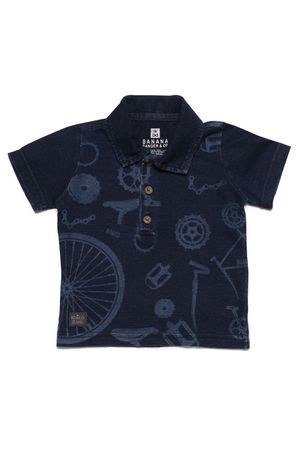 POLO INDIGO STONE BIKE