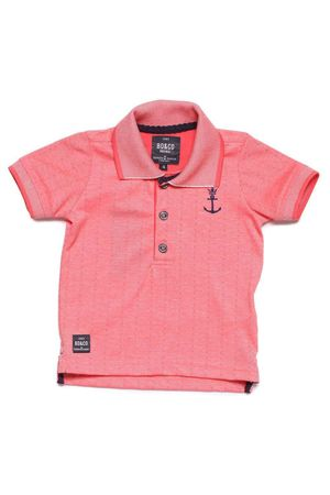 POLO PIQUET MAQUINETADA HASHTAG SAILOR