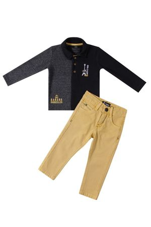 CONJUNTO POLO BORN ROCK