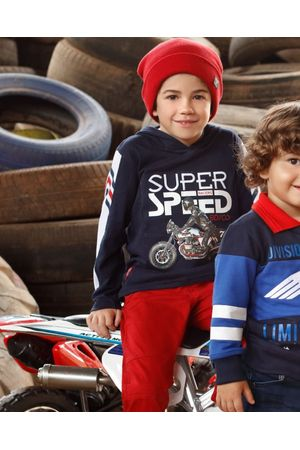 CONJUNTO CAMISETA SUPER SPEED